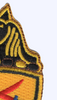 11th Armored Cavalry Regiment Patch | Upper Right Quadrant