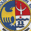 11th Amphibious Squadron Patch | Center Detail