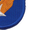 11th Air Force Shoulder Patch | Lower Right Quadrant