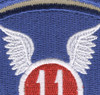 11th Airborne Infantry Division Patch