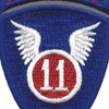 11th Airborne Infantry Assault Division Patch | Center Detail