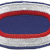 11th Airborne Division Pathfinders Oval Patch | Center Detail