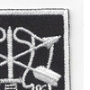 5th Special Forces Group Flash With Crest Patch | Upper Right Quadrant