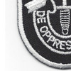 5th Special Forces Group Flash With Crest Patch | Lower Left Quadrant