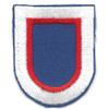 11th Airborne Division Pathfinders Flash Patch