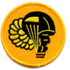 11th Airborne Division Jump School Patch