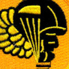 11th Airborne Division Jump School Patch | Center Detail