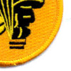 11th Airborne Division Jump School Patch | Lower Right Quadrant