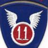 11th Air Assault Division | Center Detail