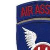 11th Air Assault Division | Upper Left Quadrant