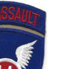 11th Air Assault Division | Upper Right Quadrant