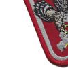119th Fighter Squadron Atlanta City, NJ Patch | Lower Left Quadrant