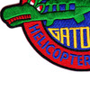 119th Aviation Assault Helicopter Company Patch Gators | Lower Left Quadrant
