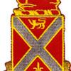 118th Field Artillery Regiment Patch | Center Detail