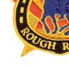 118th Cavalry Regiment Patch | Lower Left Quadrant