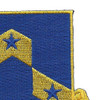 117th Infantry Regiment Patch | Upper Right Quadrant