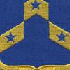 117th Infantry Regiment Patch | Center Detail