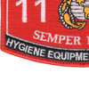 1171 Hygiene Equipment Operator MOS Patch | Lower Left Quadrant