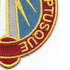 116th Military Intelligence Group Patch | Lower Right Quadrant