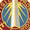 116th Military Intelligence Group Patch | Center Detail