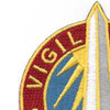 116th Military Intelligence Group Patch | Upper Left Quadrant
