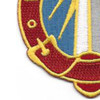 116th Military Intelligence Group Patch | Lower Left Quadrant
