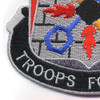 116th Infantry Brigade Special Troops Battalion Patch | Lower Left Quadrant