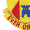 115th Field Artillery Regiment Patch | Lower Left Quadrant