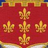 115th Cavalry Regiment Patch   Center Detail