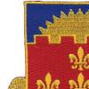 115th Cavalry Regiment Patch | Upper Left Quadrant