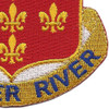 115th Cavalry Regiment Patch   Lower Right Quadrant