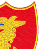 114th Field Artillery Regiment Patch | Upper Right Quadrant