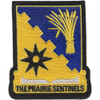 114th Cavalry Regiment Patch