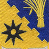 114th Cavalry Regiment Patch | Center Detail