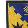 114th Cavalry Regiment Patch | Upper Left Quadrant