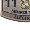 1141 Electrician MOS Desert Patch | Lower Left Quadrant