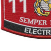 1141 Electrican MOS Patch | Lower Left Quadrant