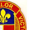 113Th Field Artillery Brigade Crest Patch | Upper Right Quadrant
