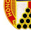 113Th Field Artillery Brigade Crest Patch | Lower Left Quadrant