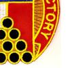 113Th Field Artillery Brigade Crest Patch | Lower Right Quadrant
