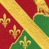 113th Field Artillery Battalion and Regiment patch | Center Detail