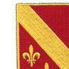 113th Field Artillery Battalion and Regiment patch | Upper Left Quadrant