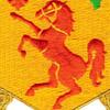 113th Cavalry Regimen Patch | Center Detail