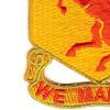 113th Cavalry Regimen Patch | Lower Left Quadrant