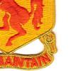 113th Cavalry Regimen Patch | Lower Right Quadrant