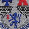 112th Infantry Regiment Patch | Center Detail