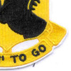 112Th Cav Armored Regiment Patch | Lower Right Quadrant
