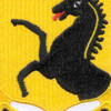 112Th Cav Armored Regiment Patch | Center Detail