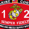 1121 Plumbing And Water Supply Specialist MOS Patch | Center Detail
