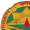 111th Ordnance Group Patch | Upper Left Quadrant
